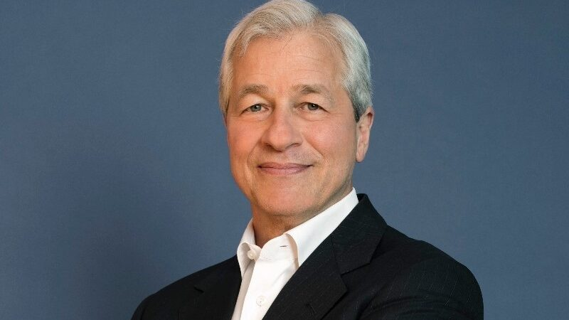 Boom nos EUA deve durar até 2023, prevê Jamie Dimon, CEO do JPMorgan