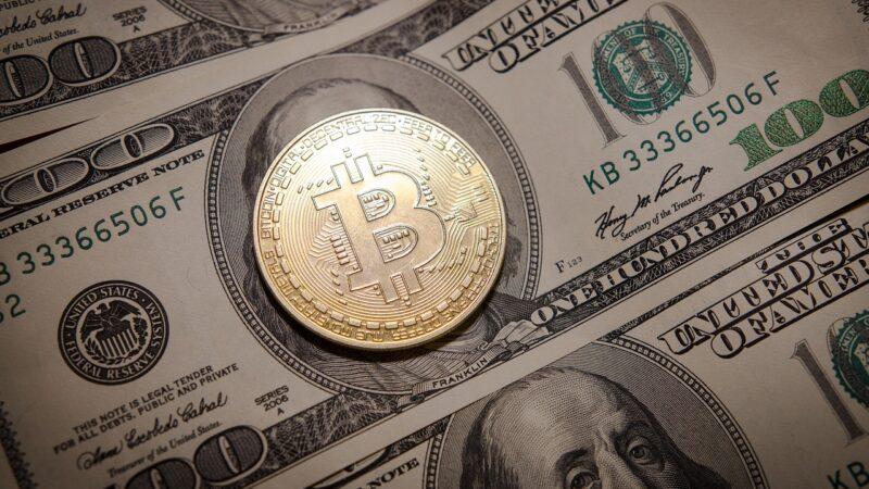 bitcoin și nasdaq