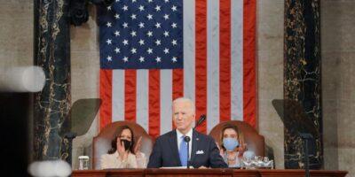 Biden: payroll mostra o quão vitais são nossas medidas de apoio, que prosseguirão