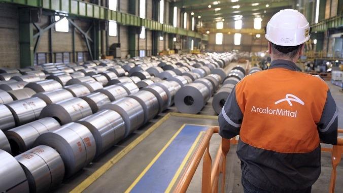 ArcelorMittal sai do prejuízo e apresenta lucro de US$ 2,2 bilhões