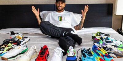 Neymar saiu da Nike por não colaborar com investigações de assédio, diz WSJ