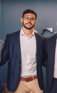 Lucas Areias, head comercial B2B da Órama Investimentos. Foto: Divulgação