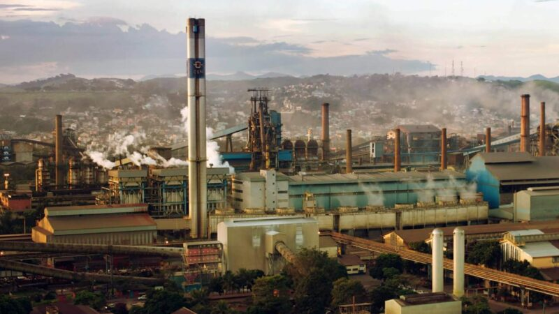 CSN (CSNA3) distribuirá R$ 901,1 milhões em dividendos