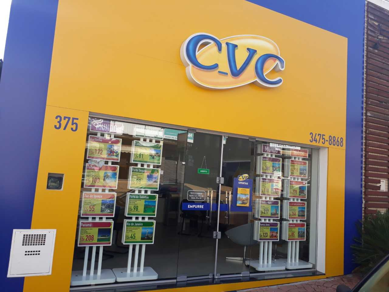 A CVC (CVCB3) está avaliando uma oferta de ações ao mercado, com o intuito de completar um ciclo de capitalizações iniciado em 2020.