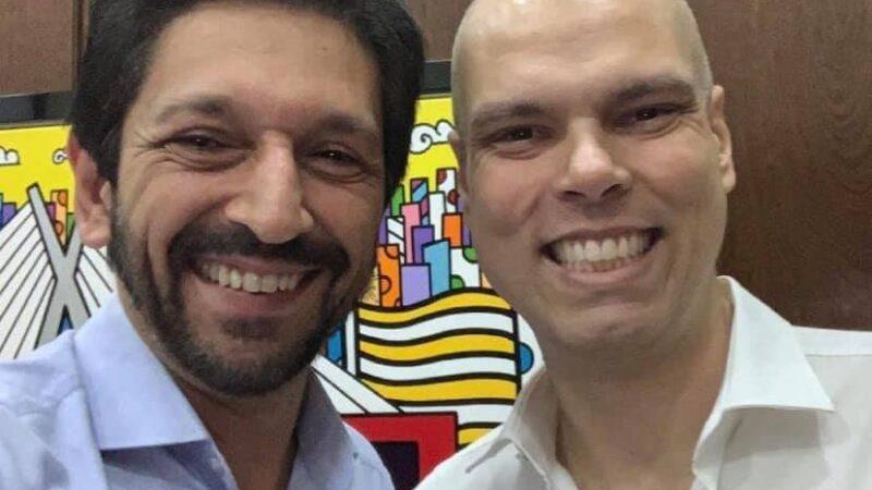 Ricardo Nunes assume prefeitura de São Paulo em definitivo