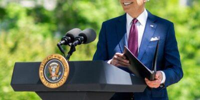 Biden comemora payroll de maio e se diz 'extremamente otimista' com recuperação