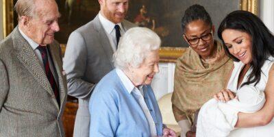 Nasce a filha de Meghan Markle e príncipe Harry, Lilibet Diana