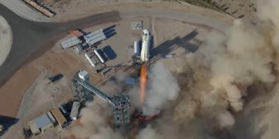 Jeff Bezos, da Amazon (AMZO34), irá para o espaço em foguete de sua empresa