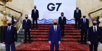 G7 doará 1 bilhão de doses de vacinas contra Covid-19 a países pobres