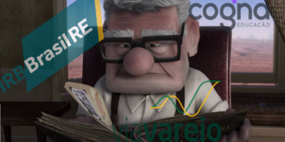 Nonô, o vovô investidor: Conheça o dono dos maiores prejuízos da fintwit