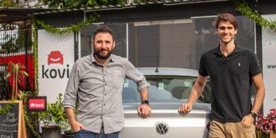 Kovi, startup de locação, se reinventou na pandemia e agora investe no exterior