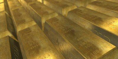 Ouro fecha em queda, mas se mantém no patamar de US$ 1,8 mil a onça-troy