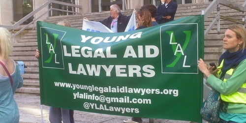Legal Aid - Help reverse cuts and restore access to legal