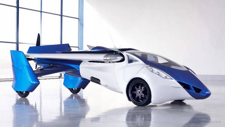 AeroMobil verze 3