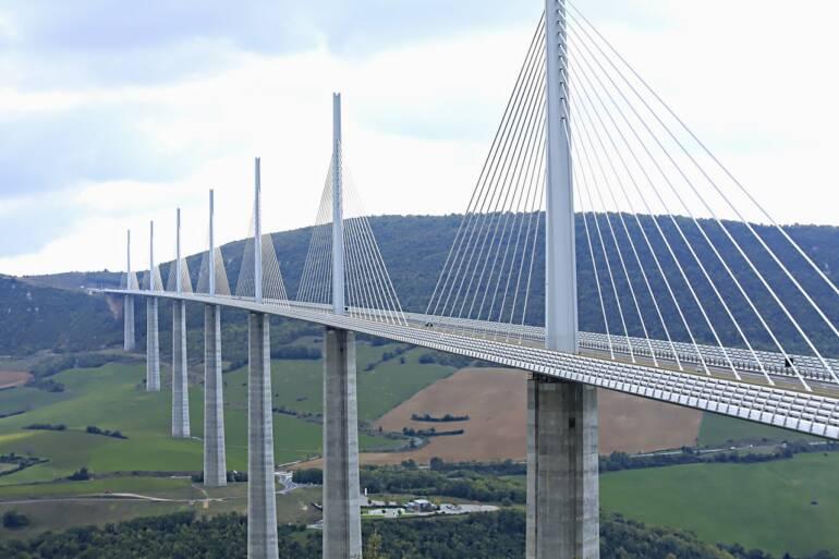 Viadukt Millau, Francie