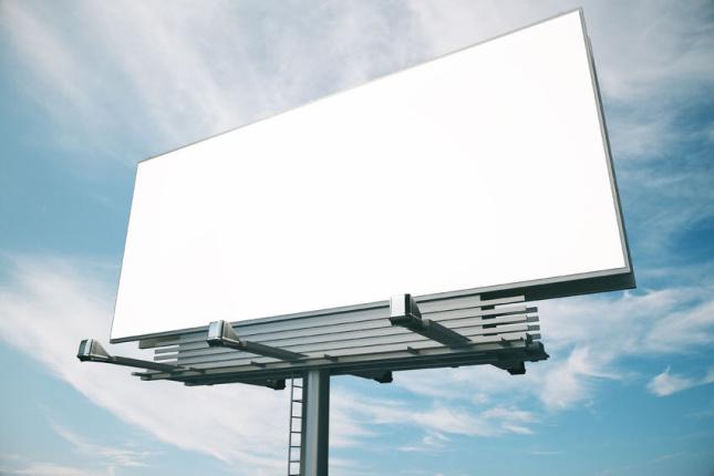 Billboardy podél silnic