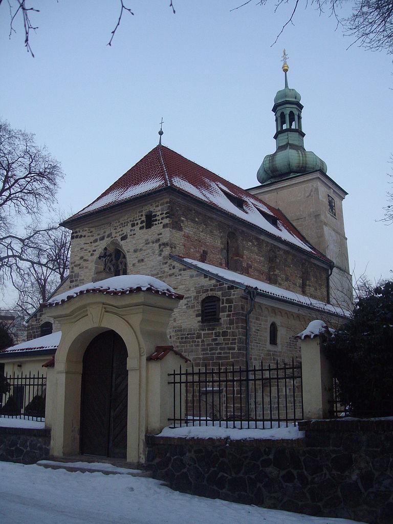 Pražské zapomenuté skvosty