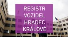 Registr vozidel Hradec Králové