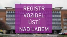 Registr vozidel Ústí nad Labem