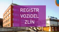 Registr vozidel Zlín