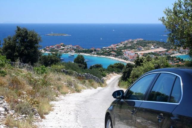 Do Chorvatska jezdíme nejčastěji autem