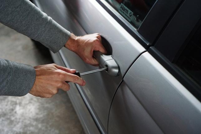 Krádež vozu