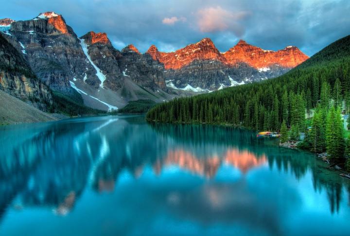 Národní park Banff