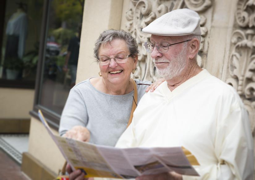 Cestovní pojištění pro seniory