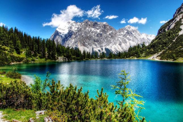 Rakousko, ráj na zemi