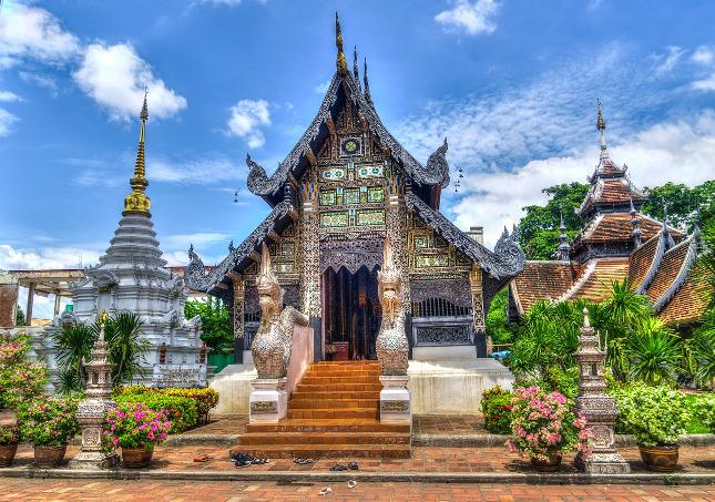 Thajský chrám