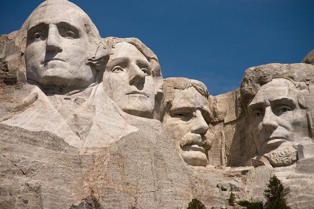 památník Mount Rushmore