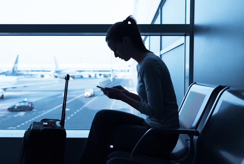 Cestovní pojištění v mobilu