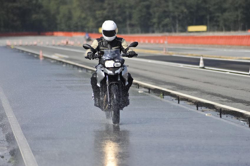 Havarijní pojištění motocyklů