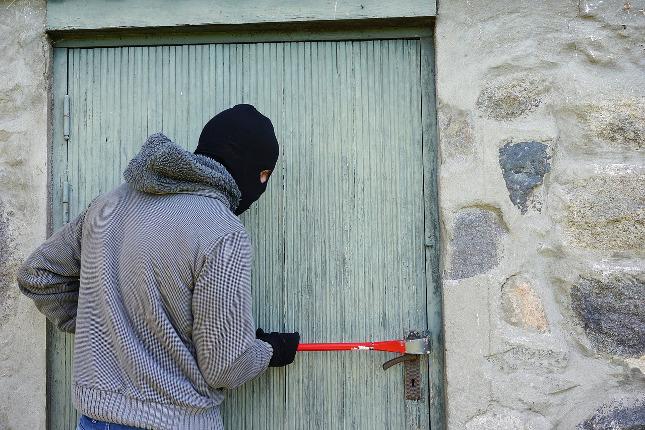 Opuštěné domácnosti lákají zloděje