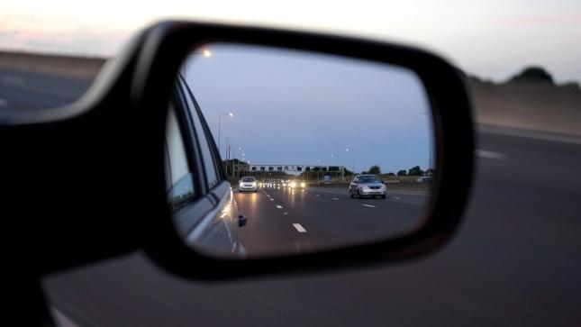 Osvětlení vozidla