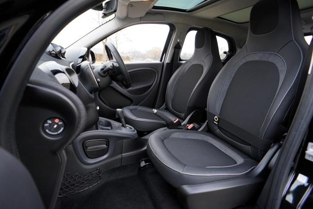 Bezpečnost v autě na prvním místě