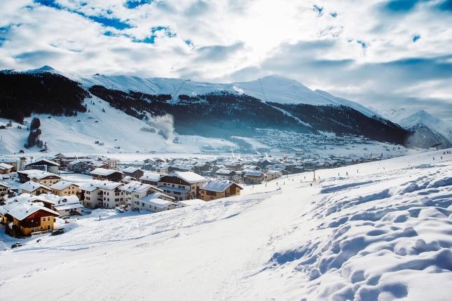 Výběr lyžařského střediska