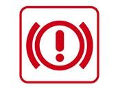 Kontrolky v autě nesou důležité informace - symbol 10