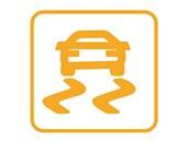 Kontrolky v autě nesou důležité informace - symbol 3