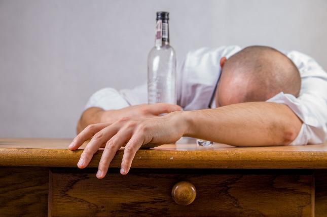 Zbytkový alkohol