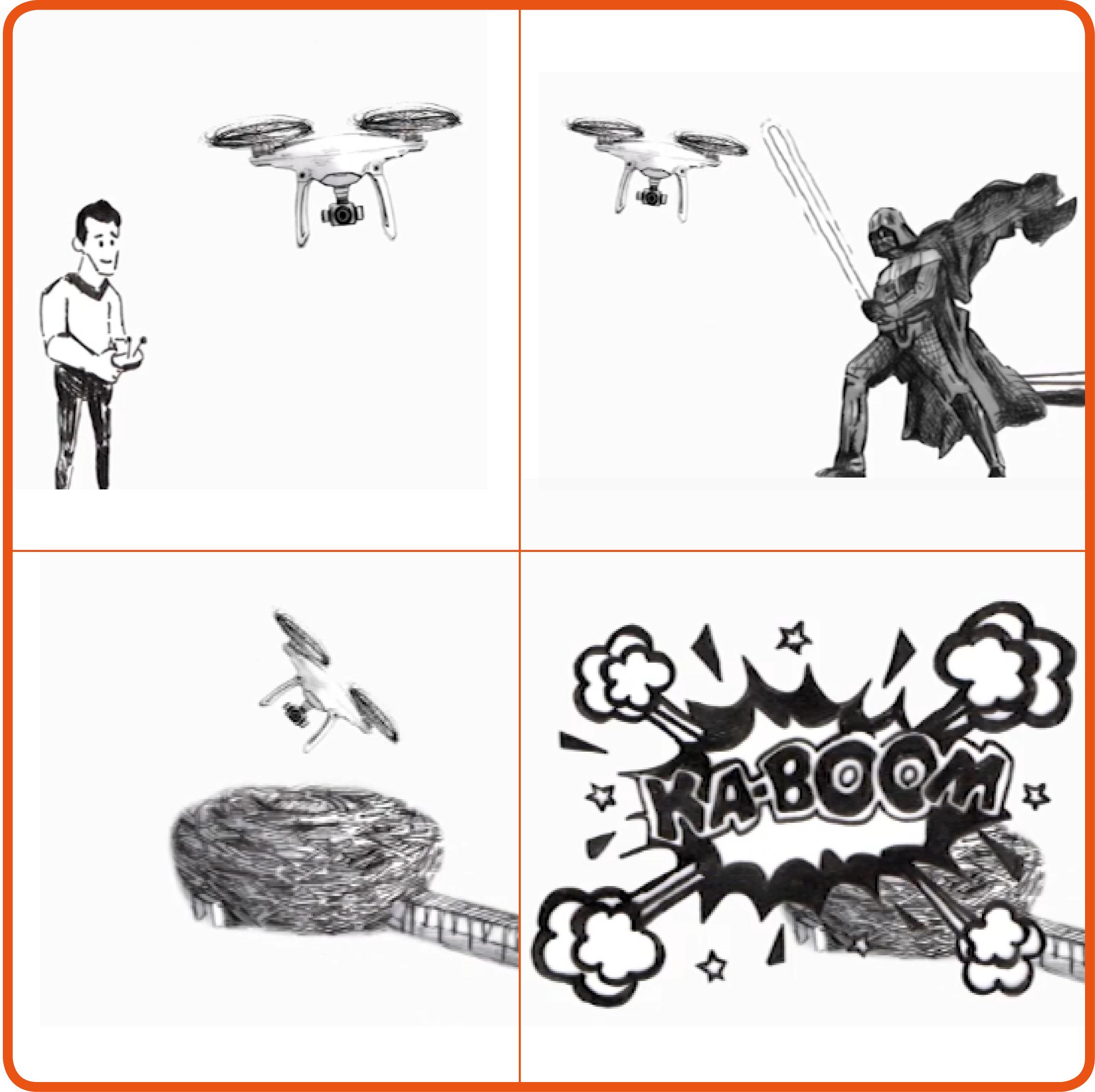 Suri drony
