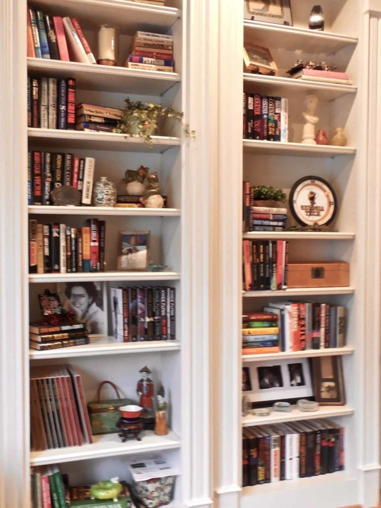 What to do with Shelves