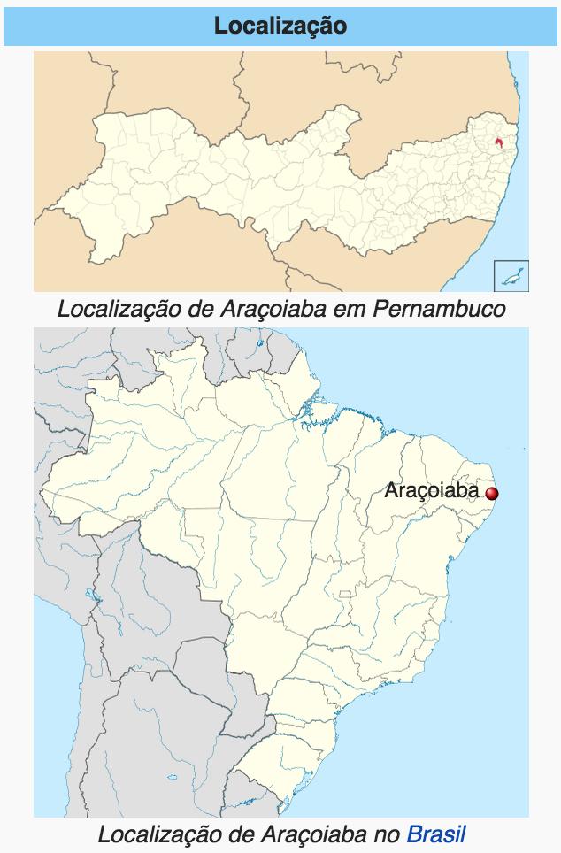 aracoiaba