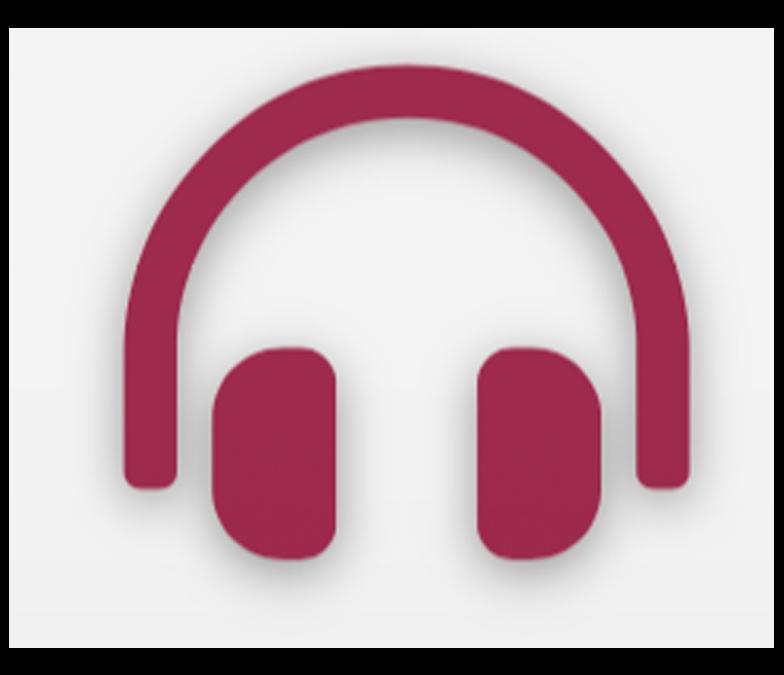Hoe de No Wine Today audio precies werkt