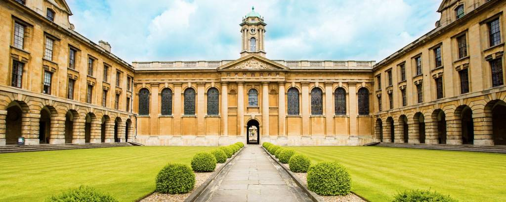 The Queen's College, Oxford - University of Oxford