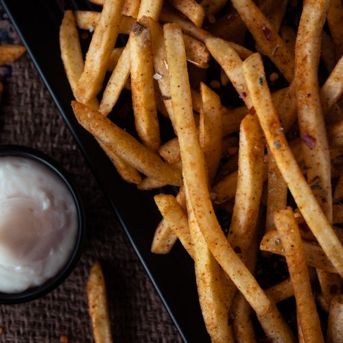 gunpowder fries