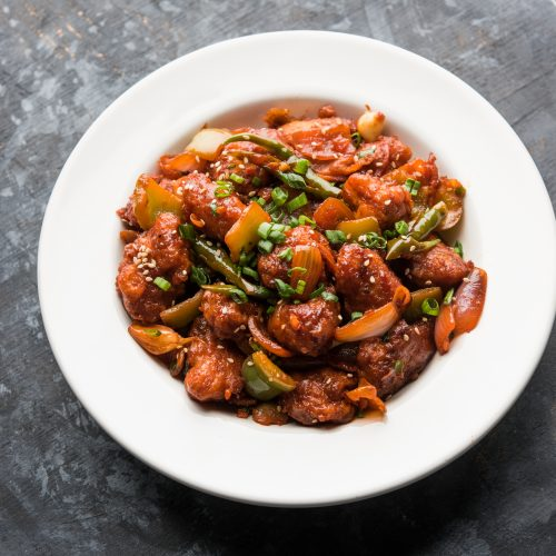 Firecracker chilli chicken