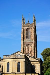 The Cathedral of All Saints, Derby