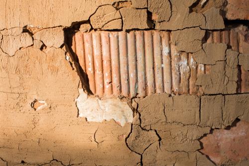 Building Plasterwork Damage