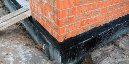 waterproofing basement and foundations